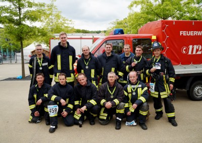 Firefighter Stairrun Hemer 2016