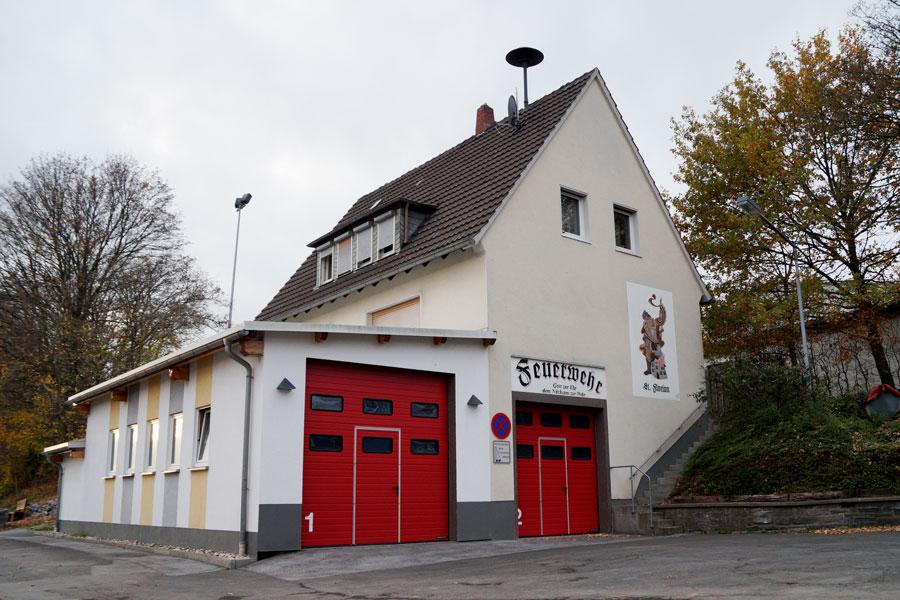 Gerätehaus Schwitten