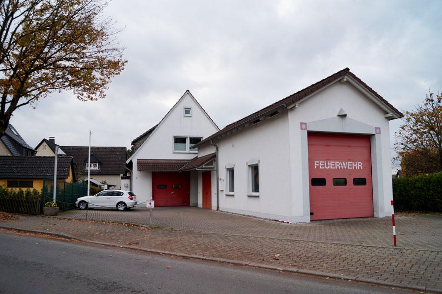 Gerätehaus LG Halingen