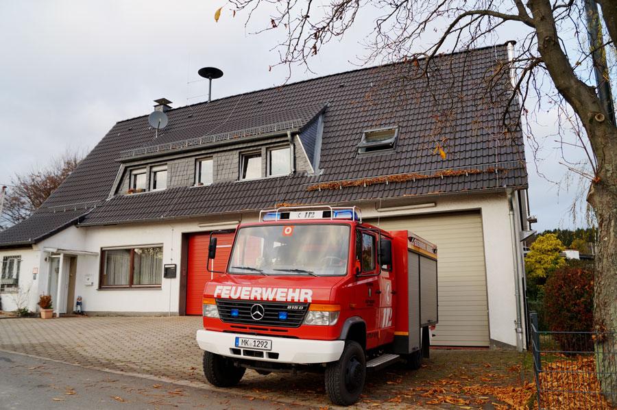 MLF & Gerätehaus Oesbern