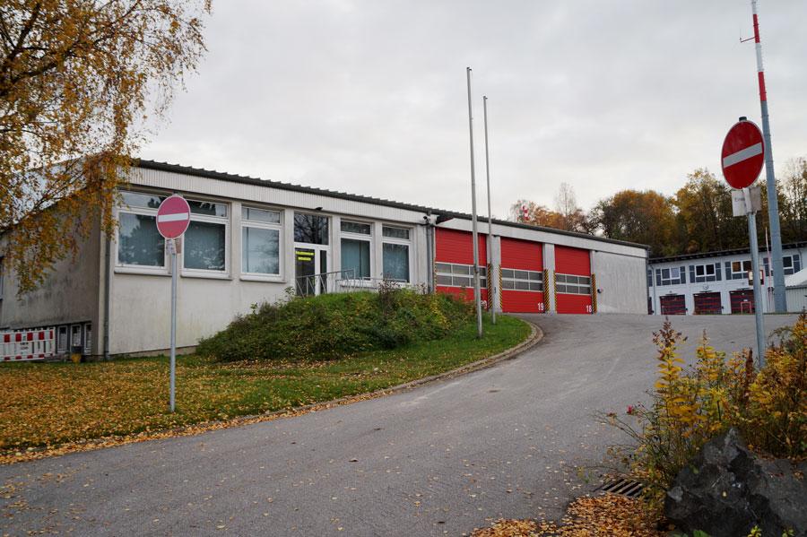 Gerätehaus Mitte