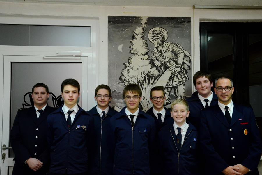 Ausschuss der Jugendfeuerwehr