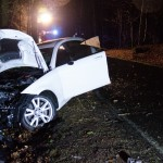Verkehrsunfall Oesberner Weg