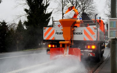 Kilometerlange Dieselspur im Mendener Stadtgebiet