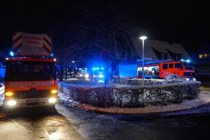 Zimmerbrand Friesenstraße