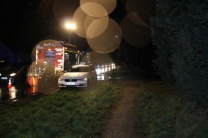 Verkehrsunfall - Berliner Str.