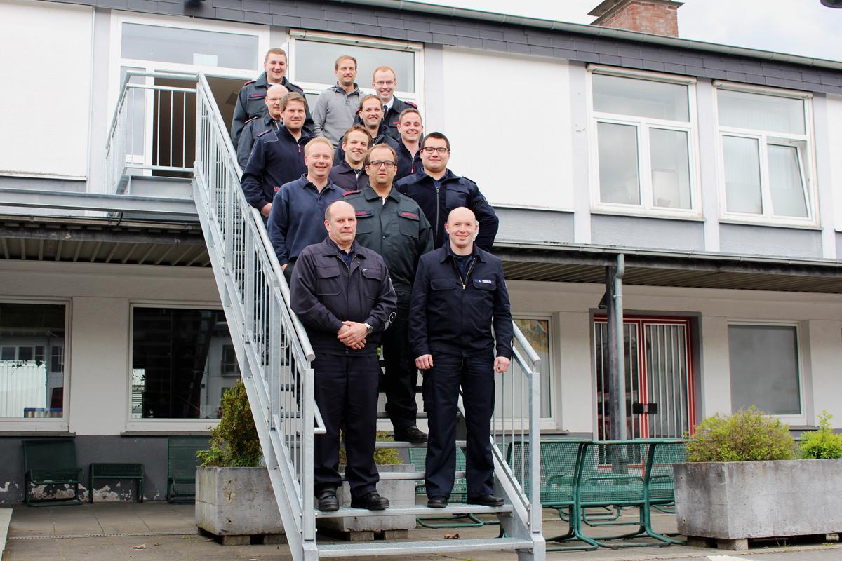 Erfahrungsaustausch Presse- und Öffentlichkeitsarbeit der Feuerwehren MK