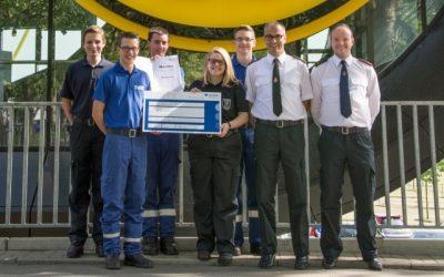 JF Menden gewinnt Medienpreis der Unfallkasse NRW