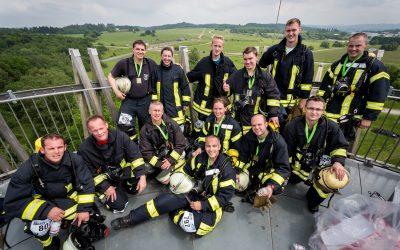 2. Hemeraner Firefighter Treppenlauf