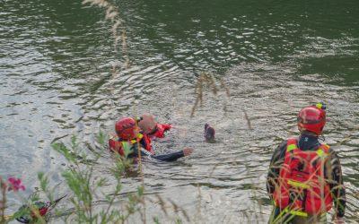 Feuerwehren aus Balve und Menden üben gemeinsam