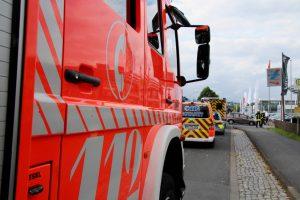 Verkehrsunfall Fröndenberger Straße