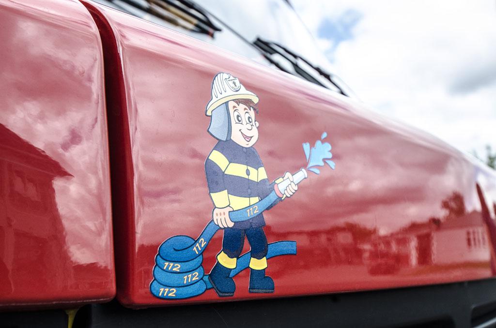 BIMO - Brandschutzinfomobil Feuerwehr Menden