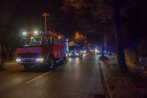 Küchenbrand am Bräukerweg
