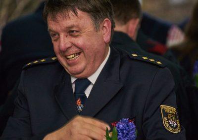 Jahresdienstbesprechung der Feuerwehr Menden.
