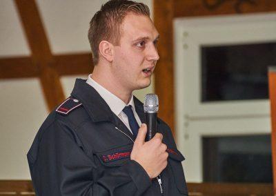 Oliver Schürmann präsentierte die Kampagne des Landes NRW zur Mitgliedergewinnung.