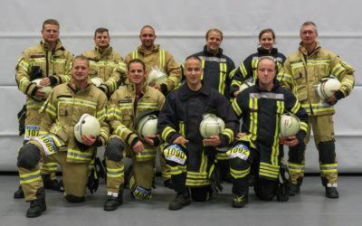 Hermanns und Stüken holen Gesamtsieg beim 3. Hemeraner Firefighter Treppenlauf