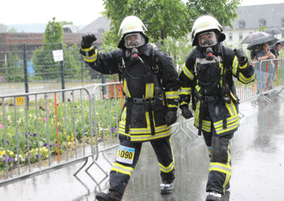 3. Firefighter Treppenlauf in Hemer - Bild: Rebecca Vogel