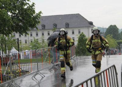 3. Firefighter Treppenlauf in Hemer - Bild: Rebecca Vogel