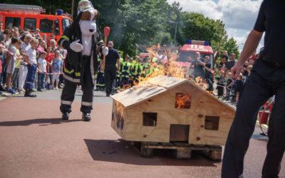 Ein heißes Fest bei der Feuerwehr Menden-Bösperde