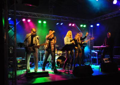 """Die Band """"Partyinferno"""" aus Hagen heißt am Samstagabend ordentlich ein"""