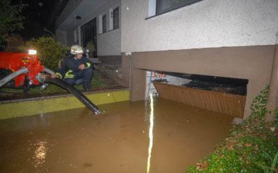 Rückblick: Vor 10 Jahren erlebte Menden eines der schlimmsten Hochwasser