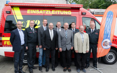 Förderverein der Jugendfeuerwehr feiert 25-jähriges Jubiläum
