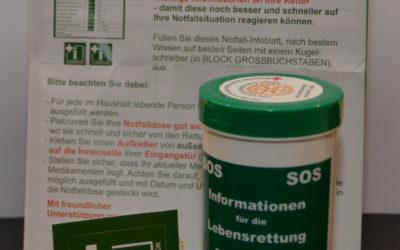 Notfalldose in Menden erhältlich