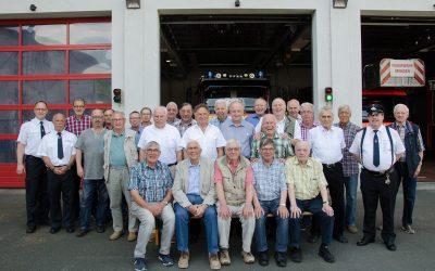 Alters- und Ehrenabteilung feiert 50-jähriges Bestehen