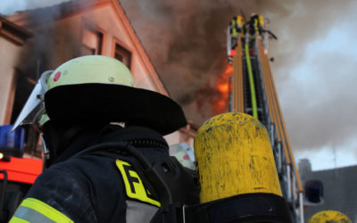 Balkon vor Brand durch Silvesterböller schützen