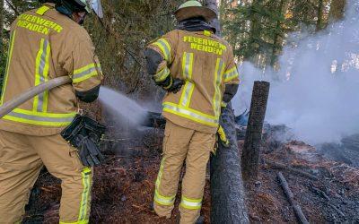Erinnerung: In diesem Jahr wurden keine Osterfeuer genehmigt