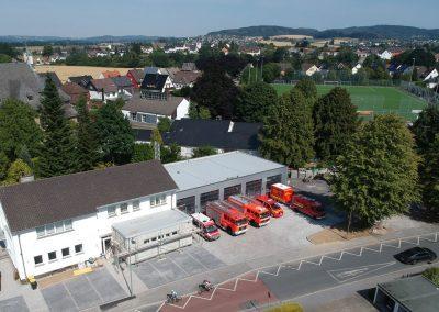 Gerätehaus Bösperde 2019