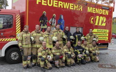 Erfolgreiche Teilnahme am Hemeraner Firefighter Treppenlauf