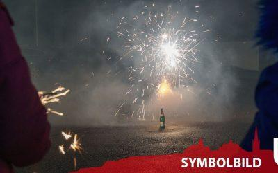 Sicherheitstipps der Feuerwehr zum Jahreswechsel Unachtsamer Umgang mit Feuerwerk häufig Ursache Verletzungen verhindern