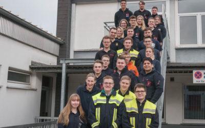 Gemeinsame Grundausbildung der Feuerwehren Balve und Menden
